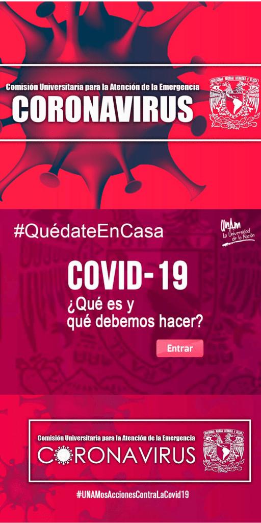 UNAM COVID 19